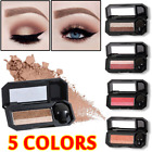 Dual Color Eyeshadow Makeup Palette Shade Cosmetic Perfect Glitter Eye Shadow