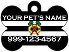 Chicago Blackhawks Custom Pet Id Dog Tag Personalized w/ Name & Number $9.87 USD on eBay