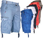 Geographical Norway Herren Cargo Shorts kurze Hose short Bermuda Sommer knielang
