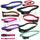 """3/4"""" Nylon Collars for Perimeter, Invisible Fence, Dog Watch, Pet Stop"""