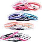 Ladies 2018 Under Armour Mini Headband Womens Sports Gym Accessories-Pack of 6