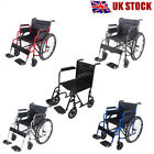 Folding All AID Wheelchair Footrest Self Propelled Lightweight Transit Comfort