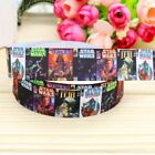 Grosgrain Ribbon Star Wars Book Covers (1m, 2m or 5m) $3.2 AUD on eBay