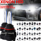 2pcs Xenon HID Headlight Replacement Bulbs Single Beam Daul Beam Bi-Xenon Lights on eBay
