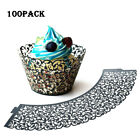 Cupcake Wrapper Vine Lace Cupcake Liner Wrapper Baking Cupcake Decoration