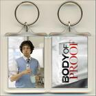 Body Of Proof Actors Keyring. 10 Actors available.