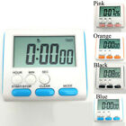 Sale 24 Hours Digital Count Lcd Clock Timer Kitchen Loud Alarm Up Tool Display
