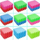 Kids Children 20pc EVA Interlocking Foam Mats Floor Tiles Soft Playmats Fun New