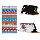 Smart Case PU Leather magnet Cover Pattern Wallet Pouch for BlackBerry Phones 05