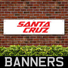 Santa Cruz Bike PVC Banner Workshop Garage Printed Advertising Signs(BANPN00197)