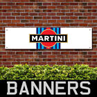Martini PVC Banner Garage Retro Workshop Showroom Advertising Signs (BANPN00205)