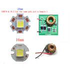 Cree 6V XHP70.2 LED Bulb Lamp 16mm / 20mm PCB Size With 1 Mode or 5 Mode Driver