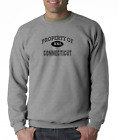 Gildan Long Sleeve T-shirt USA State Property Of Connecticut