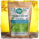 Organic Brown Rice Protein Powder 80% Protein Vegan Protein Gluten Free