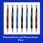 Engraved Personalised and Promotional Pens Veber