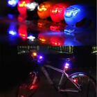 HEADLIGHT FRAME LED Light FOR Cycling Bike Bicycle Glow Frog Head Tail Flash bar