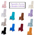 1-100 Chair Covers Spandex Lycra for Decoration of Party Events Reception Nights