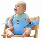 Washable Portable Baby Feeding High Chair Cotton Belt Toddler Safety Seat Strap
