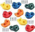 Rebo Climbing Stones Children's Plastic Holds/Grips for Kids Rock Climbing Walls <br/> Multi Buy Saving 🎇 Fast Delivery 🎇 Low Prices