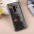 For Samsung Galaxy S9 S8 Plus Bling Cute Star Luxury Clear Soft TPU Case Cover