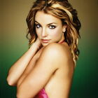 "024 Britney Spears - USA Grammy Sex Girl Super Star Great Singer 24""x24"" Poster"