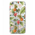 Mobile Phone Shell Apple Painted Cases Pineapple Iphone 7Plus Protective Cover