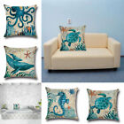 marine biology kids - Marine biological Pillow case cute fashion home Sofa Cushion decor kids gift