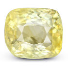 2.22 Carat Natural Certified Unheated Yellow Sapphire from Sri Lanka Loose Gem