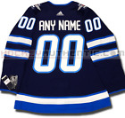 WINNIPEG JETS ANY NAME  NUMBER ADIDAS ADIZERO HOME JERSEY AUTHENTIC PRO