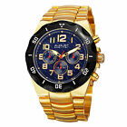 Men's August Steiner AS8161 Quartz Multifuntion Stainless Steel Bracelet Watch