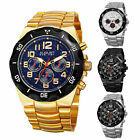 Men's August Steiner AS8161 Quartz Multifuntion Stainless Steel Bracelet Watch image