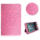 Leather Flip Cover Case For Apple iPad 9.7