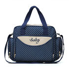 Nappy Yummy Mummy Changing Maternity Diaper Tote Large Baby Changing Bag