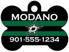 Dallas Stars Custom Pet Id Dog Tag Personalized w/ Name & Number $12.97 USD on eBay