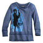 Disney Store Star Wars Rouge One Jyn Erso Long Sleeve T Shirt Womens Size S M L $23.7 USD on eBay