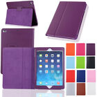 Magnetic New Case Flip Thin Leather Stand Cover For Apple iPad 9.7 2018 6th Gen