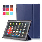 """Ultra Slim Leather CaseCover For 10.1"""" Lenovo TAB2 X30F A10-30 / A10-70 A7600"""