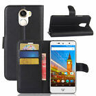 Case PU Leather Flip Stand Wallet Cover Pouch For Wileyfox Swift 2/2 Plus/2 x