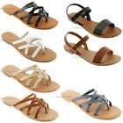Women's New Sandals Fashion Thong Shoes Flops Flip Flat Size Slipper Sandal Sale