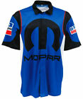 MOPAR Pit Shirt by David Carey Dodge Car Club Ram Truck Challenger Racing M-3XL $44.95 USD on eBay