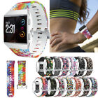 New Unisex Silicone Sport Bracelet Watch Strap Watchband Band For Fitbit Ionic
