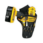 Cordless Impact Drill Driver Holster Tool Belt Pouch Bit Holder