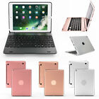Folio Bluetooth Keyboard Smart Case Stand Cover For iPad 9.7 2018 6th Generation