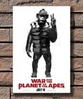 ZA617 War for the Planet of the Apes Movie Andy Serkis Poster Hot 40x27 36x24 in