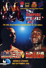 FRANK BRUNO 02 vs OLIVER McCALL (BOXING POSTERS) KEYRINGS-MUGS-PHOTO PRINTS