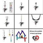 NFL ATLANTA FALCONS AUTHENTIC LOGO CHARM JEWELRY! CHARMS, NECKLACE, CLIPS, PULLS
