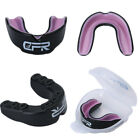 CFR Gel Gum Mouth Guard Shield Case Teeth Grinding Boxing MMA Sports MouthPiece