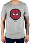 Official Marvel Comics Avengers Infinity War Spidey Icon Pop T-Shirt Deadpool