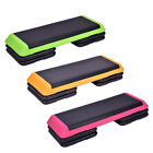 Aerobic Stepper Platform Yoga Step Board Fitness Exercise Workout Sport Gym Tool image