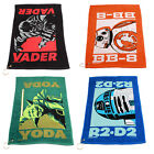 Star Wars Golf Towel Woods Iron Sporting Goods Golfing Bag Accessory $12.81 USD on eBay